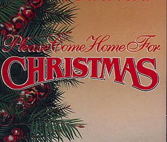 """""""PLEASE COME HOME FOR CHRISTMAS"""" AN HOMAGE TO CHARLES BROWN (original artist), EDGAR & JOHNNY WINTER AND THE EAGLES. """""""